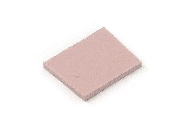 thermal pad 15x15x1,5mm (1 piece)